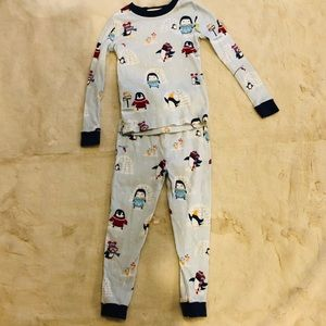 Pottery Barn Kids Penguin PJs